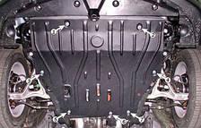 Защита двигателя Hyundai Sonata (2005-2010) Полигон-Авто