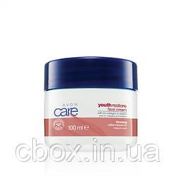 Крем для обличчя Avon Care Молодість Актив омолоджуючий, з колагеном і еластином, Ейвон, Ейвон, 96587, 100 мл
