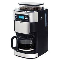 Кофеварка капельная MYSTERY MCB-5130 (кофемолка)