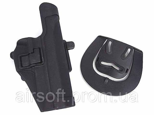 Тактическая кобура в стиле BLACKHAWK P220/222/226/228 Black