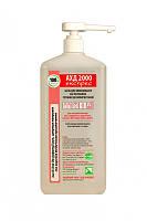 АХД 2000 зкспресс 1 литр,дезинфицирующее средство для обработки инструментов и кожи