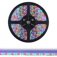 Лента светодиодная 3528 (54 диод./м ; 4.8w/м) RGB ip65(влагозащищенная)