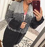 Женский стильный вязаный кардиган LALO (разные цвета), фото 2
