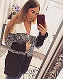 Женский стильный вязаный кардиган LALO (разные цвета), фото 6