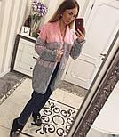 Женский стильный вязаный кардиган LALO (разные цвета), фото 7