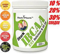 Stark Pharm - IBCAA 2-1-1 & Vit B6 - (250 грамм) (40 порций), фото 1