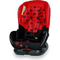 Автокресло Bertoni Concord black&red stars(0-18 кг)