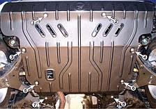 Защита двигателя Hyundai Tucson (2004-2010) Полигон-Авто