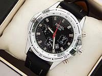 Мужские кварцевые наручные часы Diesel с датой черный циферблат