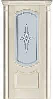 Межкомнатные двери ясень крема мод 41 Каро