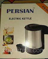 Электрочайник Persian PA-105. Дорожный электрочайник SC-022 Black, 1000Вт.