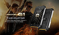 Geotel T1 Terminator с батареей на 7500 мАч!