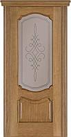 Шпонированные двери модель 41 даймонд