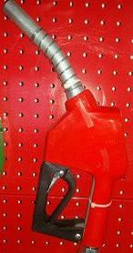 Автоматический топливораздаточный кран 60 л/мин CN-МХ 60 (красный)