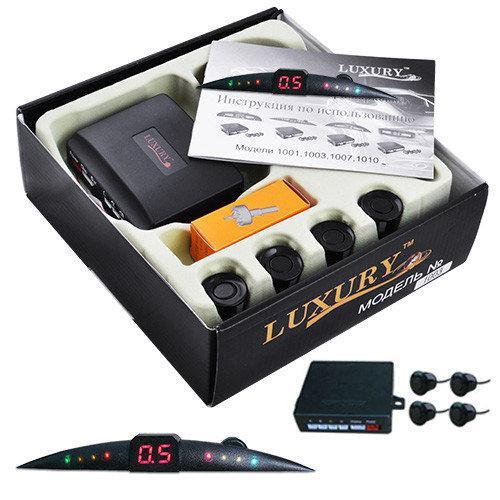 Парктроник Luxury 1003 со съемными датчиками