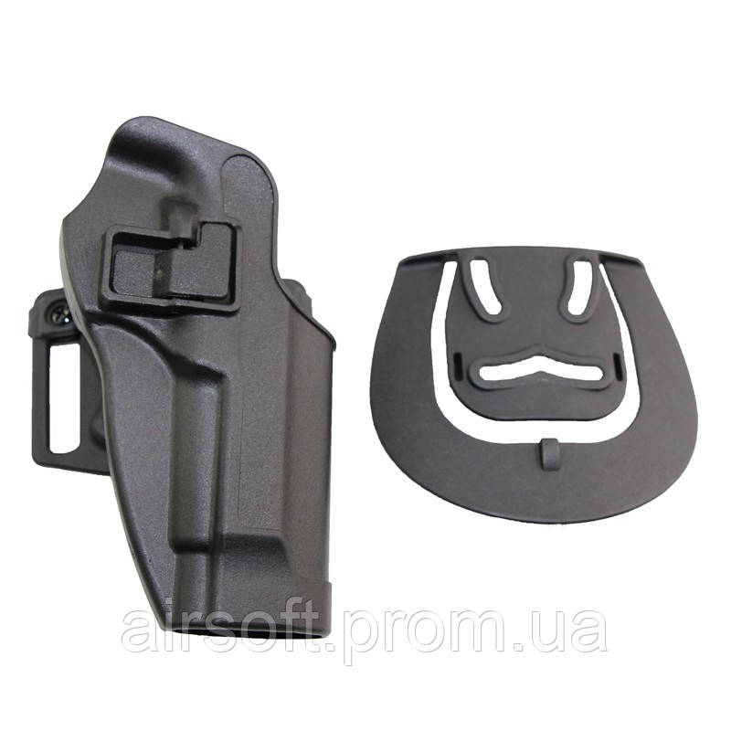 Тактическая кобура в стиле BLACKHAWK Beretta M92 Black