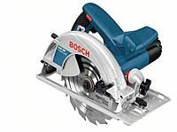 Дисковая пила Bosch GKS 190 (1.4 кВт, 190 мм, 70 мм)