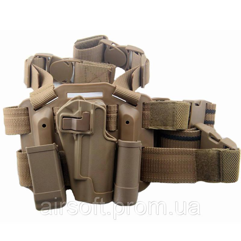 Набедренная платформа BLACKHAWK Beretta M92(полный набор)