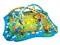 Интерактивный развивающий коврик Baby Happy