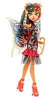Кукла Монстер Хай Торалей Страйп с крыльями, серия Садовые монстры  Monster High Garden Ghouls Wings Toralei