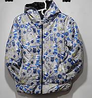 Куртка детская Снеговики