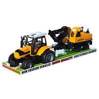 Трактор 666-120A HN