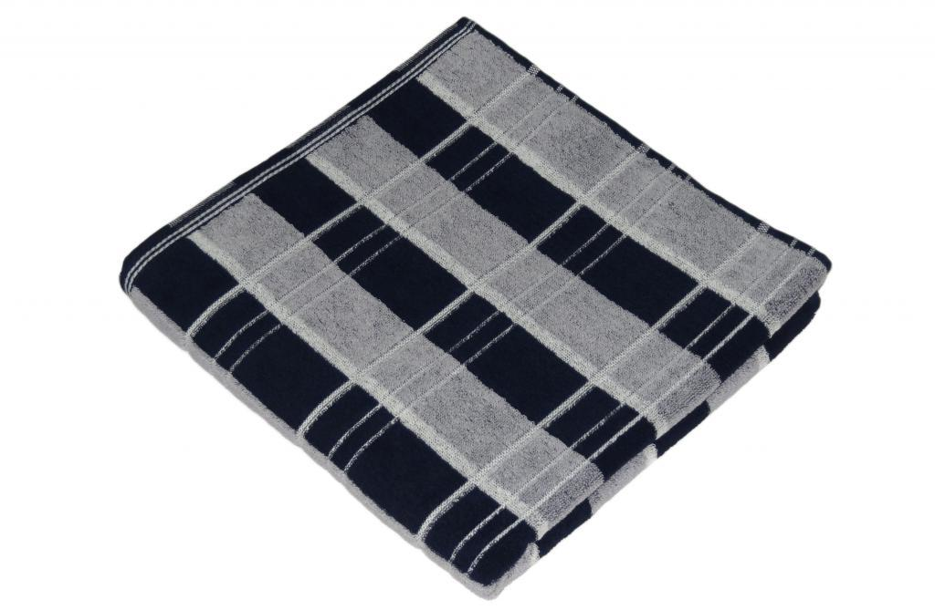 Полотенце махровое 68*140 ПРЕСТИЖ 100% хлопка (шт.)