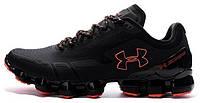 Мужские спортивные кроссовки Under Armour Scorpio Black (Андер Армор Скорпио) черные