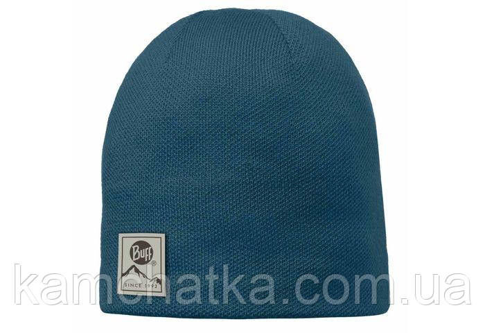 Шапка Buff Knitted & Polar Hat Solid Ocean