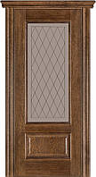 Межкомнатные двери Terminus Дуб Браун модель 52