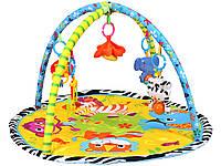 Интерактивный развивающий коврик Baby Zoo