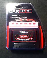 Адаптер для магнитолы MP3 аудио для кассетная магнитола