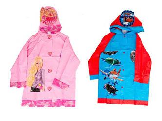 Детский дождевик с капюшоном, фото 2