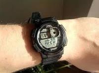 Оригинальные Мужские Часы CASIO AE-1000W-1AVEF