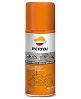 Очиститель цепи и двигателя Repsol Moto Degreaser & Engine Cleaner (400 мл)