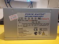 Блок питания POWER MASTER JJ-300T 300W 80 FAN