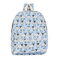 Молодежный рюкзак с барашками