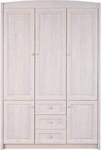 Шкаф для одежды и белья Полонез Ш-1779 (БМФ) 1420х530х2190мм