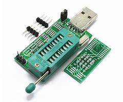 Программатор CH341A USB для EEPROM / FLASH 24 / 25 серии