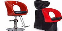 Комплект парикмахерской мебели Ovo