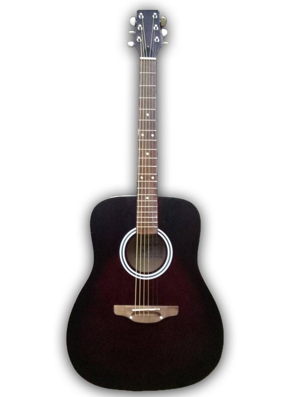 ( 01/129 ) Новая акустическая Гитара Львовской музыкальной фабрики Egle E – 2