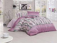 Полуторный комплект постельного белья First Choice Arrigo Pudra