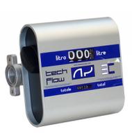 Счетчик расхода дизельного топлива,масла TECH-FLOW 3C