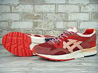 Мужские кроссовки Asics Gel Lyte красные 41, фото 1