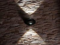 Дхухлучевая архитектурная LED подсветка DFB-5005BL (черный)