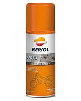 Спрей силиконовый Repsol Moto Silicone Spray (400 мл)