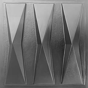 """Форма для изготовления 3D-панелей """"Оригами"""", фото 2"""