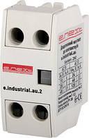 Дополнительный контакт для контактора E.NEXT e.industrial.au.2.11 - 1no+1nc