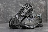 Мужские ботинки Columbia Кожа. Серые