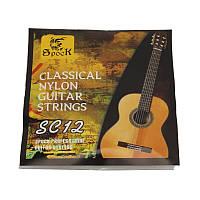Набор нейлоновых струн для классической гитары Spoсk, фото 1
